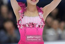 Figure skating dress inspiration