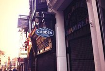 Cobden Chambers, Pelham Street, Nottingham / Cobden Chambers; a beautiful row of Victorian buildings. Empty for over 20 years, they have been fully restored and are now home to a fascinating mix of new and independent businesses. And there is more to come!  http://cobdenchambers.co.uk/