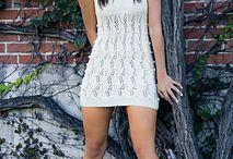 Knit Dresses / Knit Dresses :)