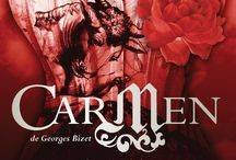 OPERA EN PLEIN AIR 2010 / Carmen de Georges Bizet, mis en scène par Patrick Poivre d'Arvor et Manon Savary - © Didier Doussin