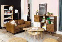 set ruang keluarga