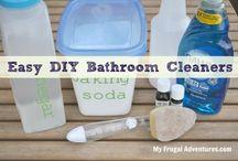 Cleaning Ideas / by TWU University Housing