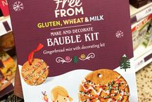 Gluten Free Christmas / Gluten Free Christmas food inspiration. Lots of ideas using Tesco Free From range #TriedForLess