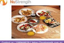 Protein Powder Brisbane, Queensland / https://nustrength.com.au/product/nugel-700g/