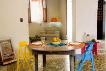 Plenty space, dine al fresco: Casa Virdi / A house with colonial charm, family friendly, in Merida centro