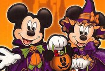 Disney Halloween / by Carol Cruise