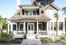 House exteriors / by Elisabeth Marlowe