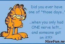 Garfield rulez!