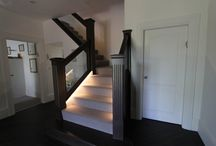 Bespoke staircase design / We can design bespoke staircases for both homes and businesses.
