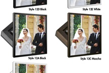Framed Canvas / Change a photo on canvas into a framed masterpiece!
