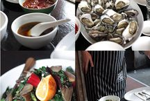 Sydney Food / Sydney has some of the best restaurants in the world. Put these on your bucket list.