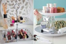Coin coiffeuse petits espaces
