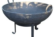 Indian Kadhai Fire Bowl