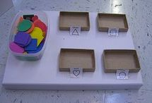task boxes ideas-autism material