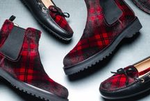 TARTAN / The new Tartan style. A new color for the incoming Winter. Shop it now, here: http://goo.gl/4KYgXn