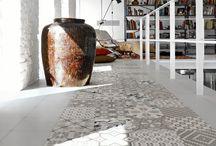 T2's - Inspiration - Mosaico Hidráulico