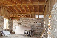 Földzsák ház, earthbag house