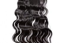 Closures&Frontal / Lace closure products and lace frontals from aliwigs.com