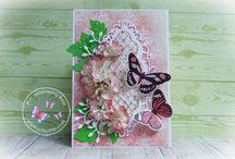 Kartki na urodziny i imieniny, dzień mamy i babci / To tylko część moich prac :) Jeśli podobają ci się i chcesz je mieć to zapraszam do kontaktu: cohenna@o2.pl
