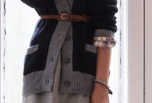 Fall/Winter Outfit Inspiration / Ideas for ladies fashion / by Kate Chronister