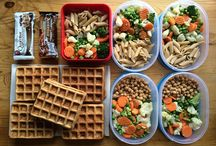 Meal Prepping & Planning / Easy ways to eat healthy, prepare meals.