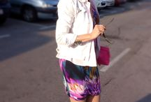 Tie-Dye Feathers / #WomanFashion #TieDyePrint #SpringOutfits #StreetStyle #ChicLook #CasualDresses https://mylovelywishes.wordpress.com