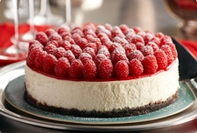 "Raspberries... now it's dessert! / Every dessert tastes better when you add the delicious flavor of Driscoll's raspberries. Raspberries make any moment that much sweeter.. and with desserts this good you'll want to share! Check out our ""Raspberries…now it's dessert!"" campaign at driscolls.com for more yummy inspiration! / by Driscoll's Berries"