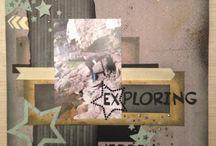 Renee's scrapbooking / by Lee Osmond