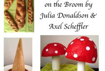 Activities and crafts inspired by Julia Donaldson's books / A collection of our favourite Julia Donaldson books and the crafts that have been inspired by them.