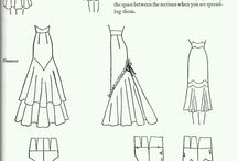 Pattern Skirts