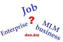 Job, enterprise, MLM business / Pros and contras of job, enterprise and MLM business. DXN healthy coffee business opportunity: http://dxncoffee.com/business_opportunity