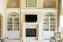Living Room Ideas / by Amber Jackson