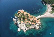 Magnificent Montenegro / Montenegro - the black mountain. New adventures await you.