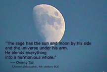 THE SUN AND THE MOON / by Kathy Iannantuoni Renna