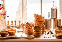 Beberapa Tips dan Cara Membersihkan Peralatan Dapur Dari Kayu Yang Harus Kalian Ketahui