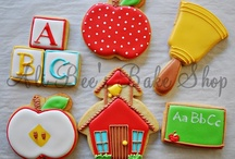 Decorating Cookies / by Sue Burkhardt