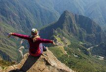 Machu Picchu Hiking