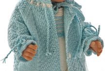 Crocheted Doll Clothes