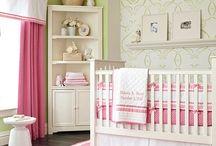 Baby Girl Nurseries / by Andie Rimer