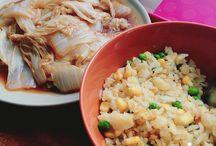 食 / Description of what I eat every day