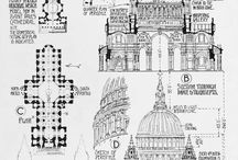 Dessins d'architecture