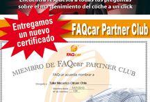 Chile, Miembros del Faqcar Parnet Club. / .