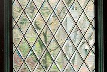 Стеклянные мозайки