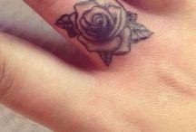 Tatuaje degete