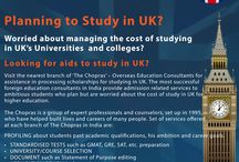 Studying in UK for Indian Students