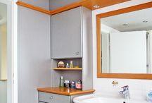 Badezimmer Möbel / Badmöbel individuell geplant und gefertigt