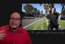 Audio for film