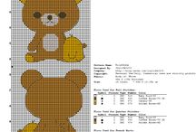 Cross stitch - Free Charts
