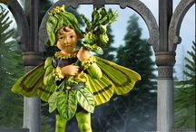 Winter & Christmas Fairy Gardens / The festive fairy gardening season gives the gift of enchantment. Enjoy the winter season and Christmas fairy gardens at Enchanted Gardens.