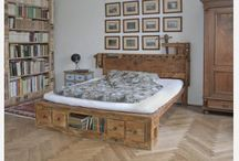 Dřevo, masiv, nábytek, láska / Obyčej je ho plný